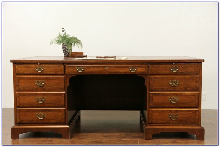 Herman Miller Executive Desk And Credenza Desk Home