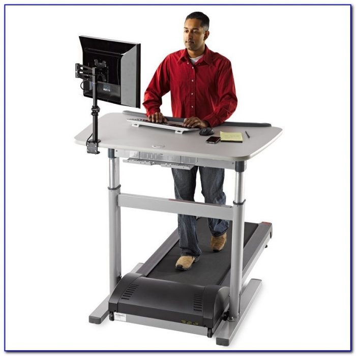 What Is A Treadmill Desk Workstation
