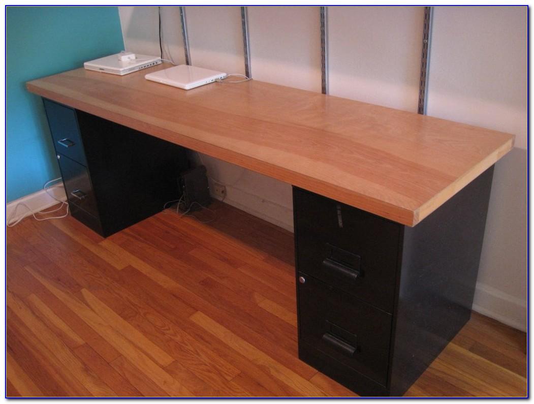 white desk with filing cabinets desk home design ideas k2dw8zbql380377. Black Bedroom Furniture Sets. Home Design Ideas
