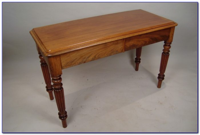 Antique French Style Ladies Writing Table Desk