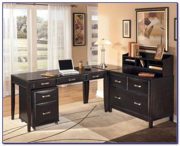 Ashley Furniture L Shaped Desk With Hutch