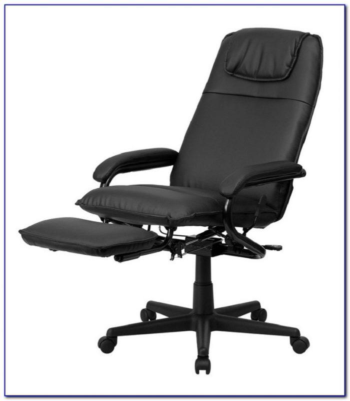 Reclining Office Chair Desk Home Design Ideas