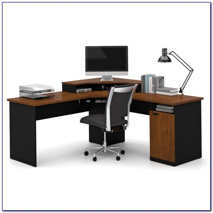 Bestar Logan U Shaped Desk Desk Home Design Ideas