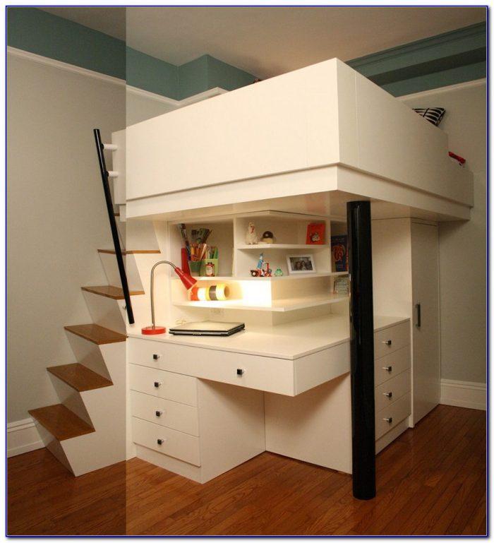 Bunk Bed Desk Combo Walmart Download Page Home Design