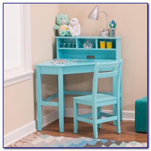 Children's Desk Hutch Set