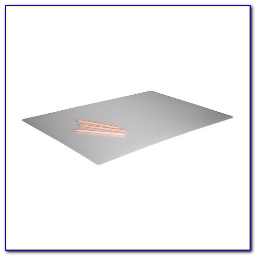 Clear Desk Protector Pad