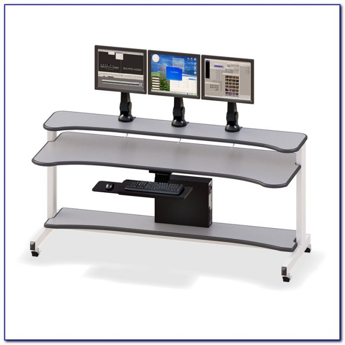 Computer Desk Monitor Mount