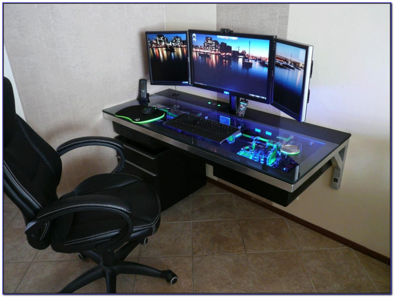 Computer Desks For Gaming At Home Desk Home Design