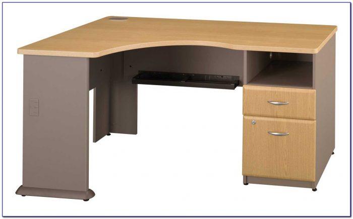 Corner Desk For Computer And Printer
