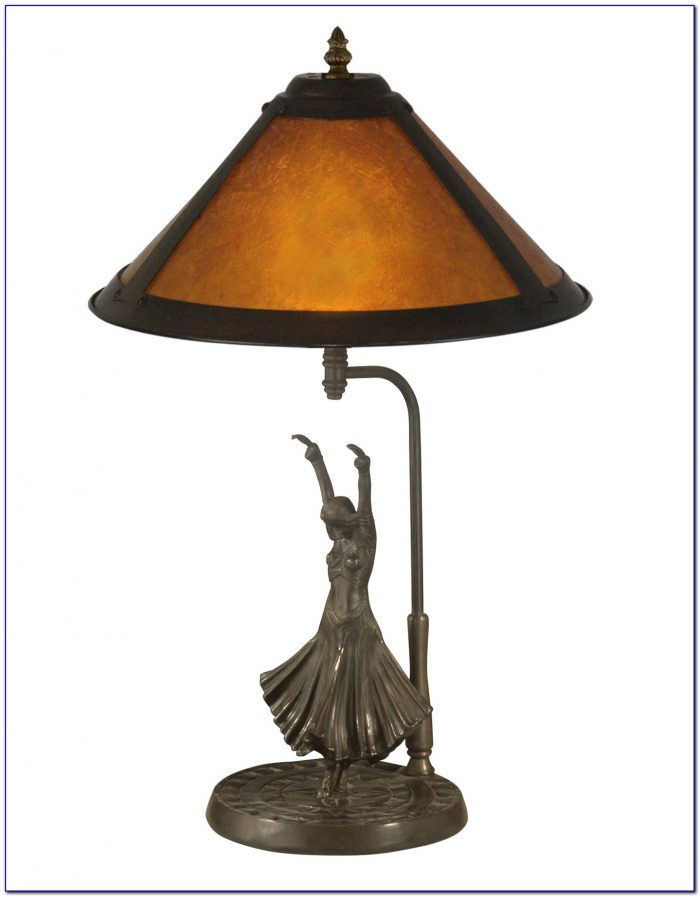 Dale Tiffany Table Lamp 14x20