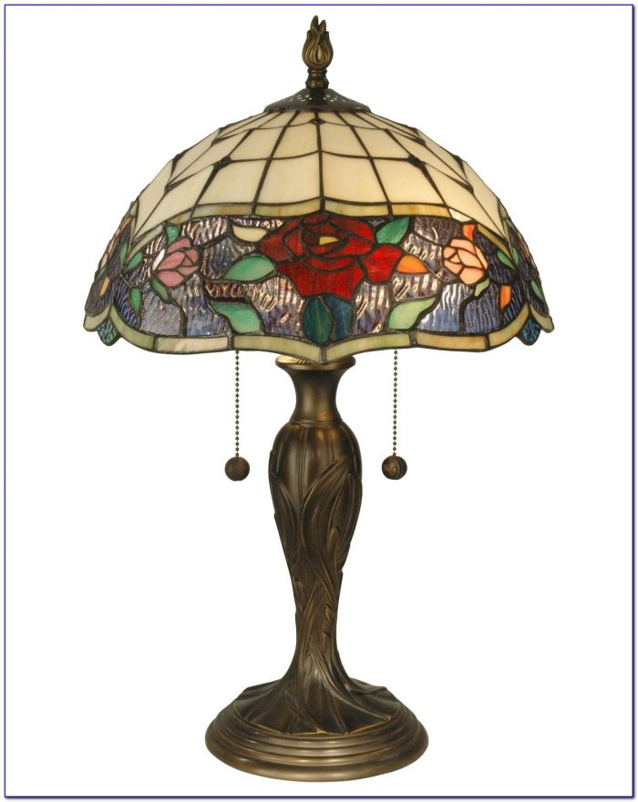 Dale Tiffany Table Lamp Sigourney