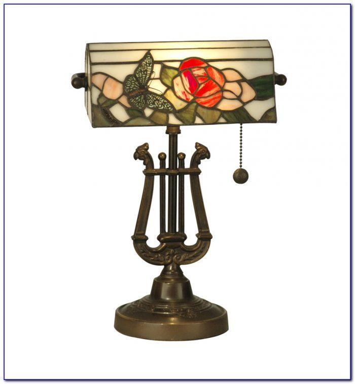 Dale Tiffany Table Lamps Antique Roadshow