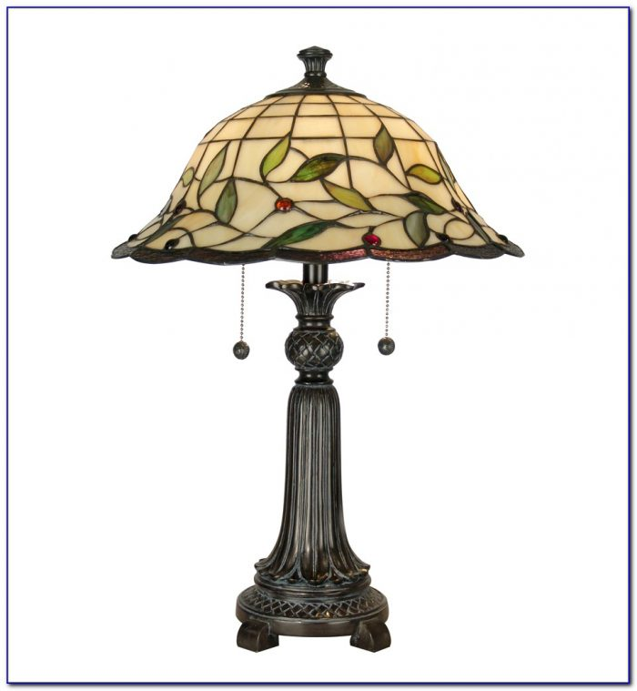 Dale Tiffany Table Lamps Dragonfly