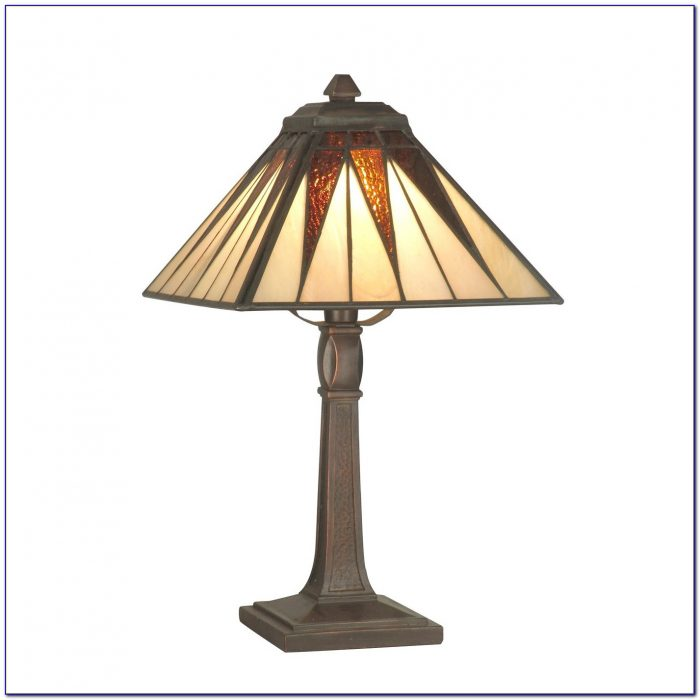 Dale Tiffany Table Lamps Mission