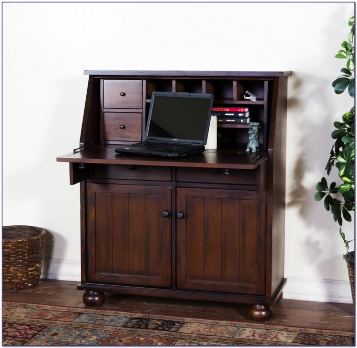 Dark Oak Computer Desk Desk Home Design Ideas