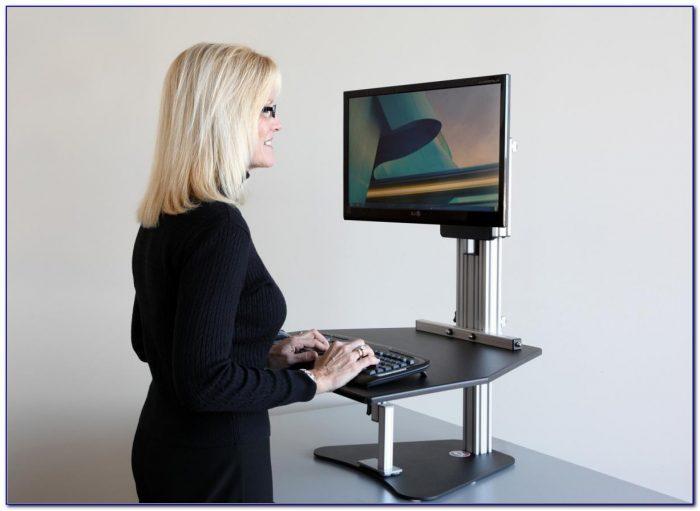 Desk Standing Up Adjustable
