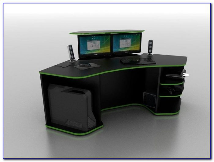 Best Computer Desks Gaming Desk Home Design Ideas