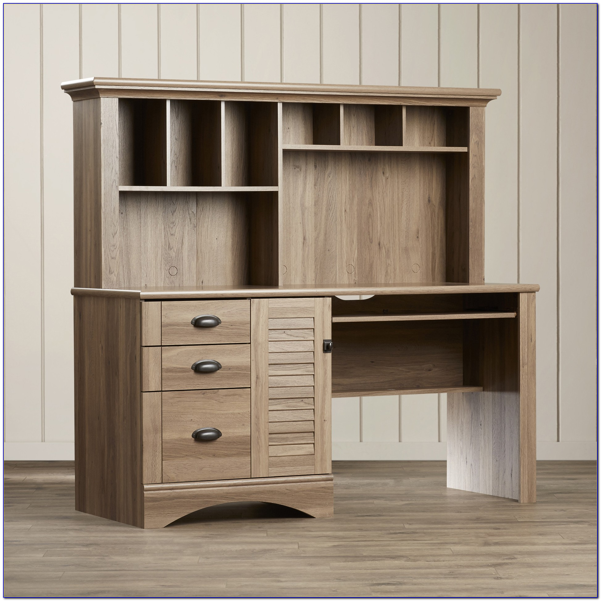 Desks With Small Hutch