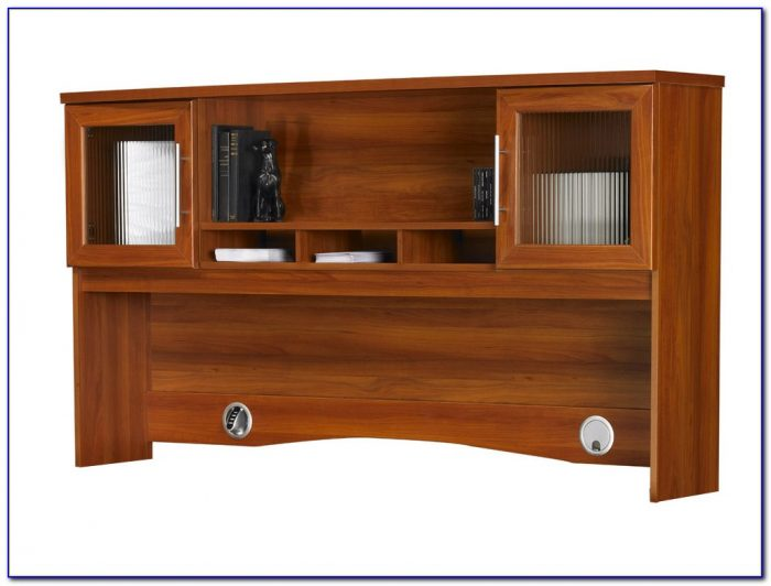 Desktop Hutch Organizer Desk Home Design Ideas