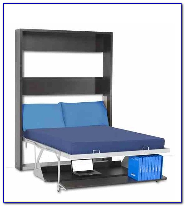 Double Bunk Beds For Adults With Desk