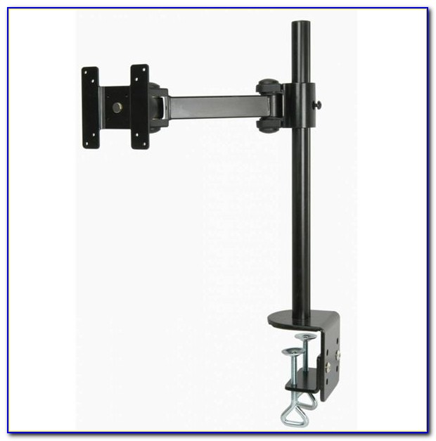 Dual Monitor Arm For Desk