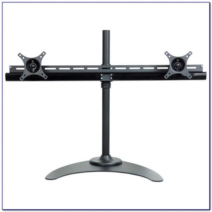 Siig Dual Monitor Mount Desk Stand Desk Home Design
