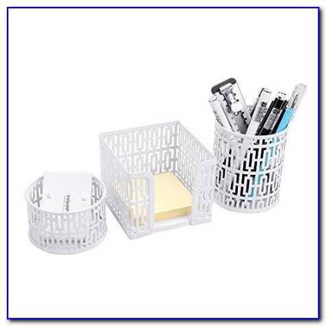 Eldon Wire Mesh Desk Accessories