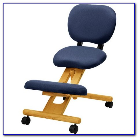 Kneeling Chair Desk Height Download Page Home Design