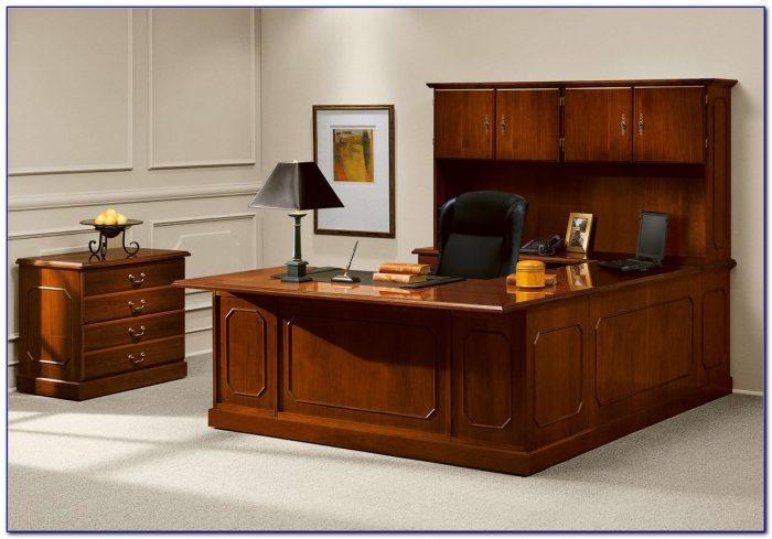Executive Desks Office Furniture Uk