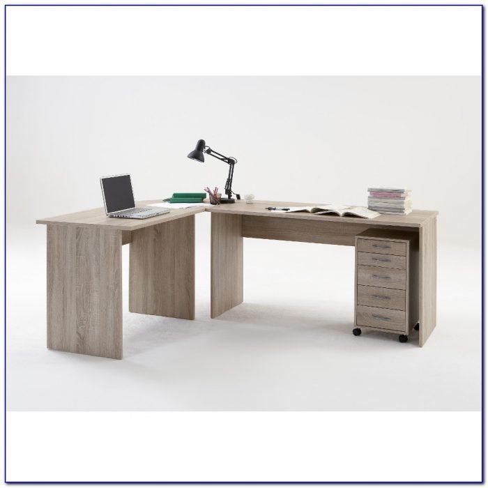 Flat Pack Corner Desk
