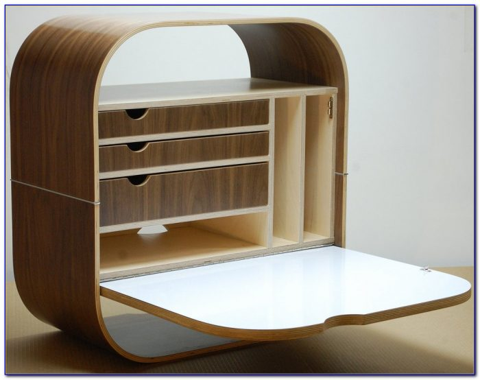 Fold Out Wall Mount Desk