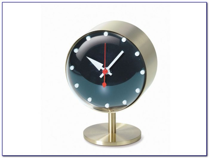 George Nelson Desk Clock
