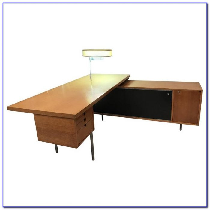 George Nelson Executive Desk Desk Home Design Ideas