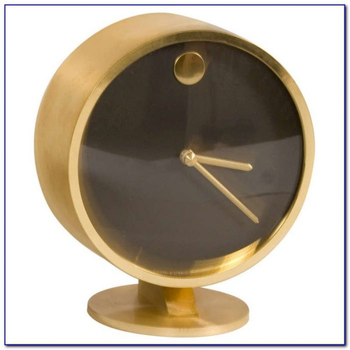 George Nelson Night Desk Clock