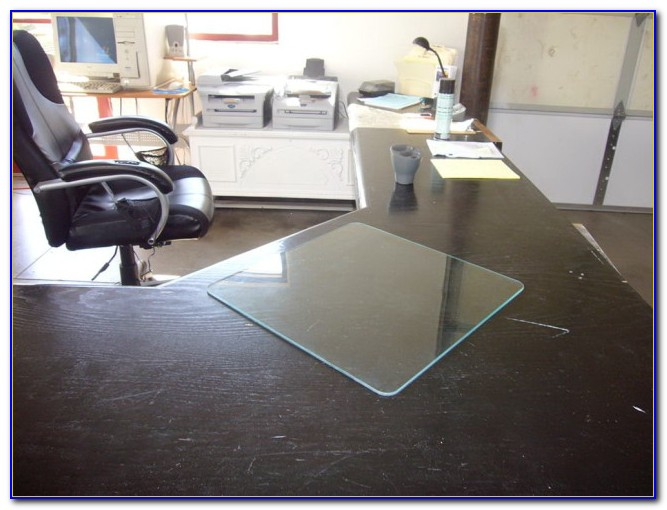 Ikea Glass Desk Protector Desk Home Design Ideas