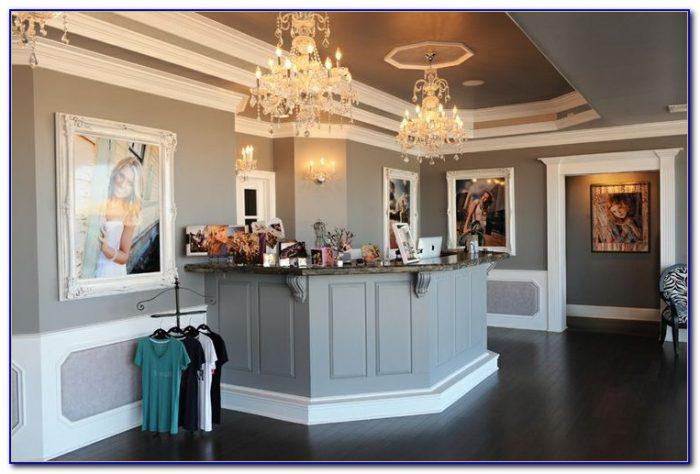 Hair Salon Reception Desk Nz