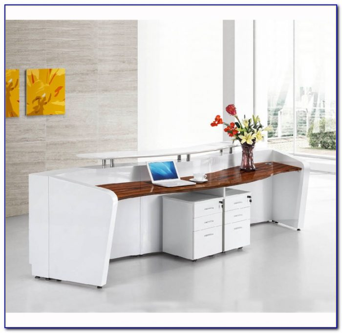 High End Reception Desks