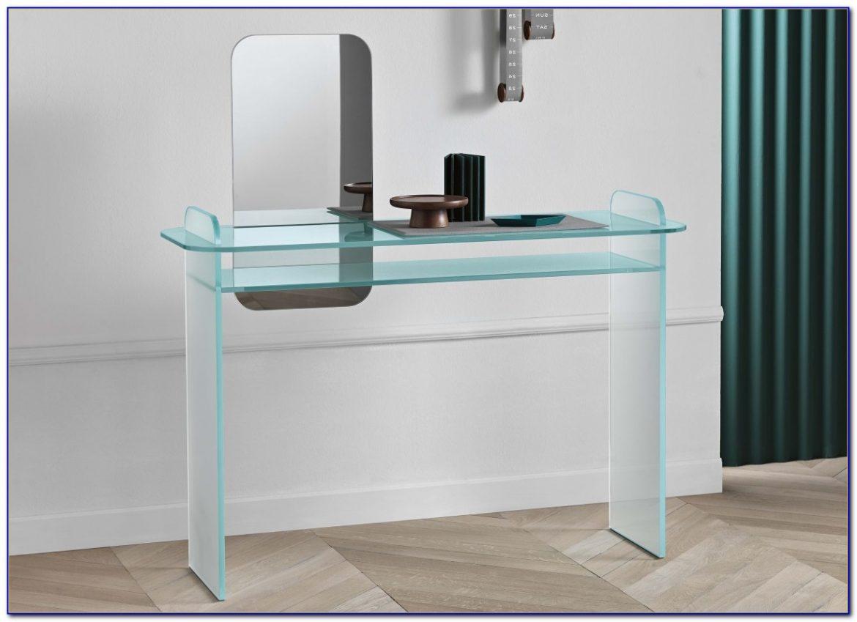 Home Office Glass Top Desks
