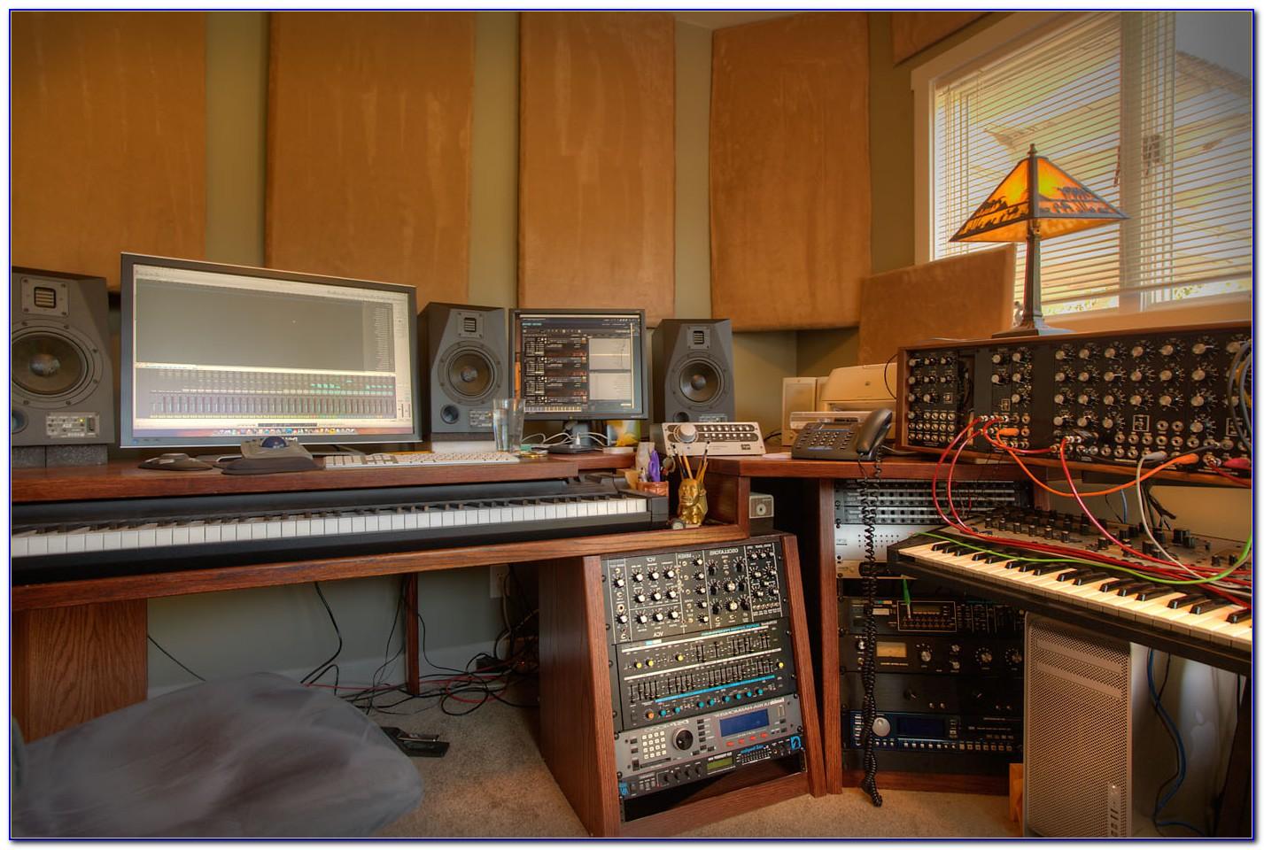 Home Studio Mixing Console