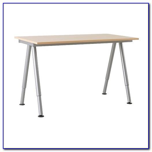 Adjustable Desk Legs Ikea Desk Home Design Ideas