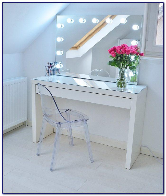 Ikea Hack Makeup Table