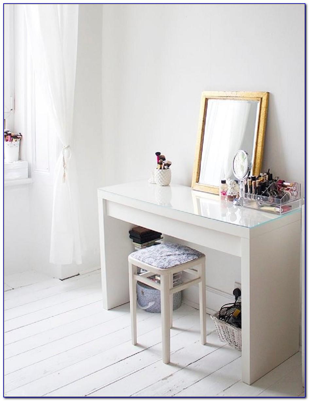 ikea makeup dressing table desk home design ideas amdl7ppnyb84328. Black Bedroom Furniture Sets. Home Design Ideas