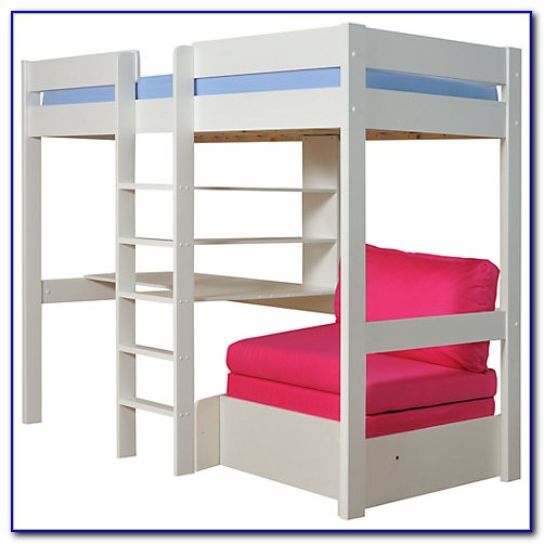 stompa high sleeper bed with desk and futon desk home design ideas wlnxgmmjp585843