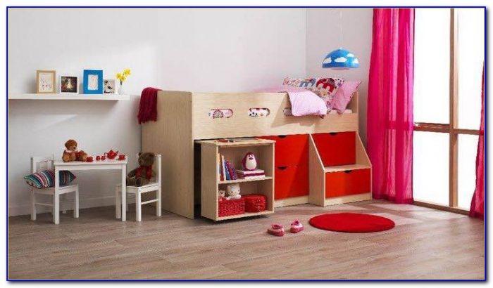 King Single Beds With Desk : King single loft bed with desk melbourne home
