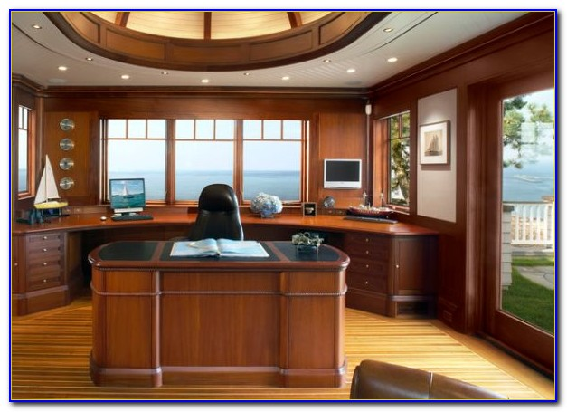 Luxury desks for home office desk home design ideas for Upscale home office furniture