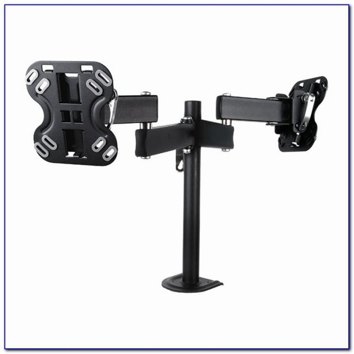 Multi Screen Desk Mount Bracket