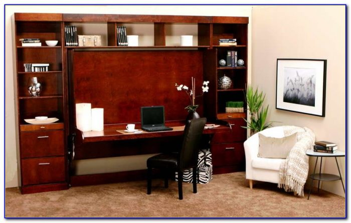 Murphy Bed And Desk Combo Plans