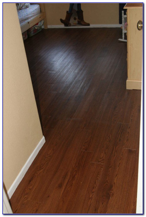 Peel And Stick Flooring Over Tile