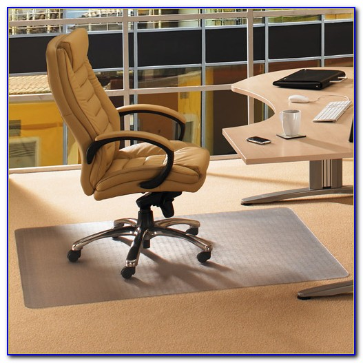 Plastic Desk Chair Floor Mat