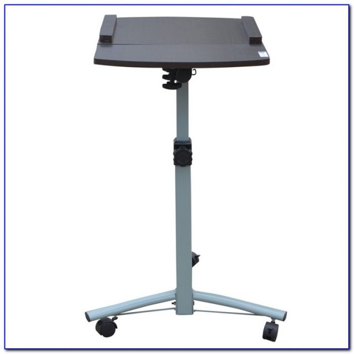 Portable Computer Desk On Wheels Download Page Home